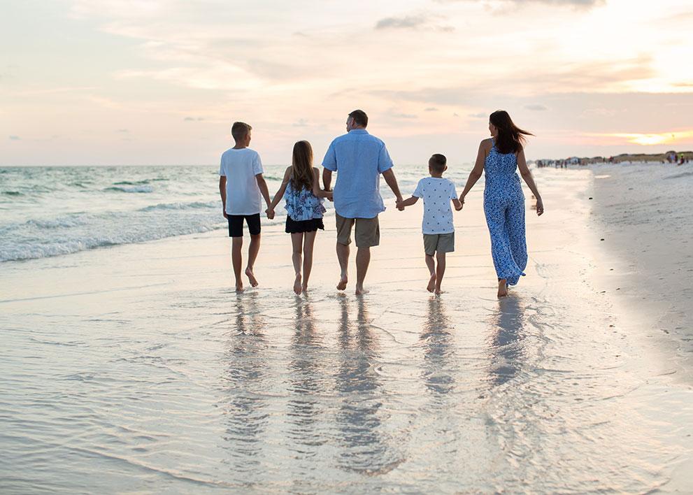 Seaside Family Photography
