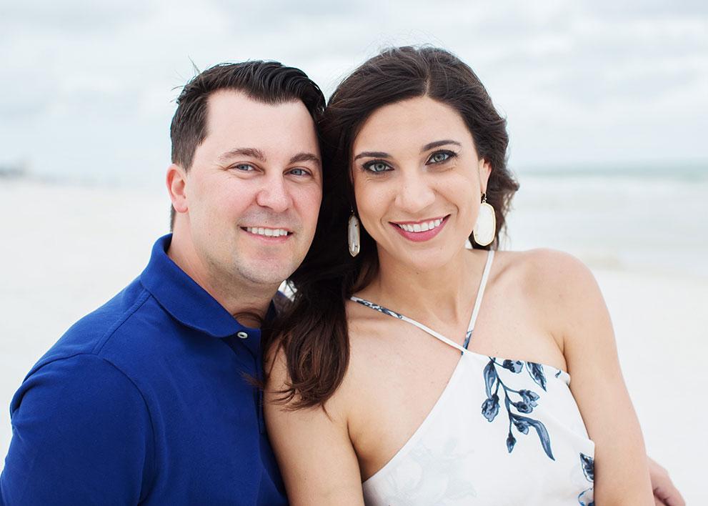 30a Engagement Photographer